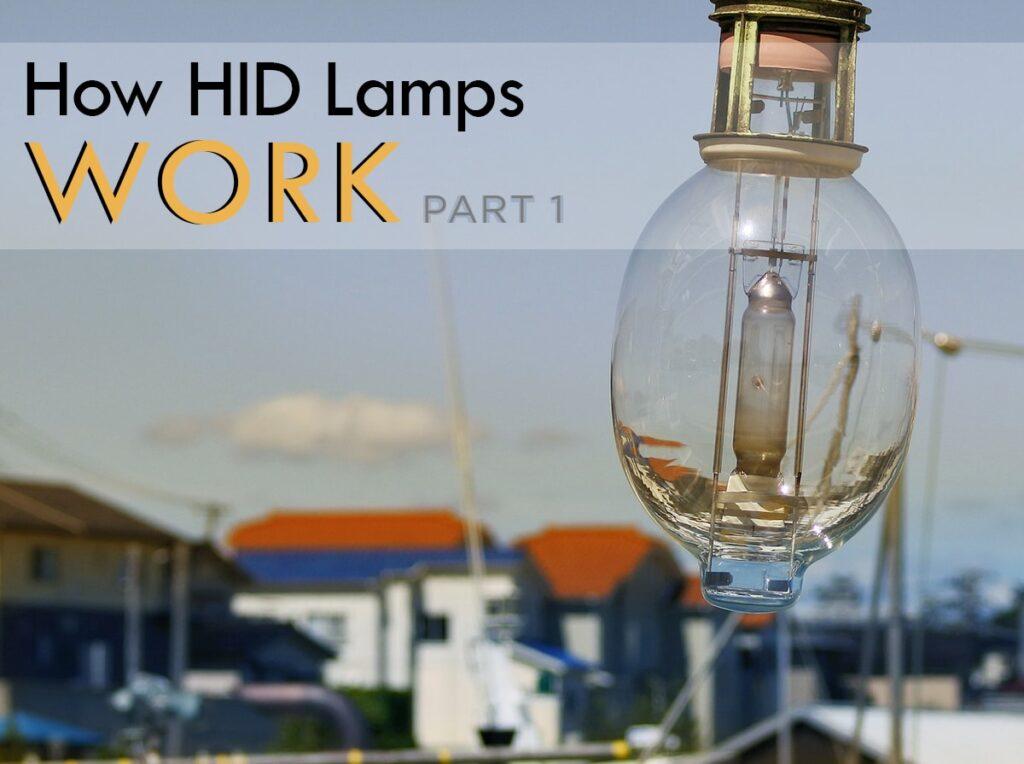 لامپ های گازی