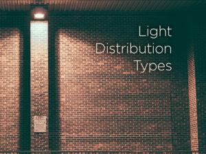 نوع توزیع نور