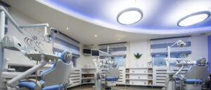 روشنایی LED در بیمارستان